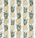"26"" Pineapple Pillows, Set of two"