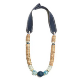 Stacked Classic Necklace - Lagoon
