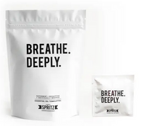 Breath Deeply Towelettes 7 Day Bag