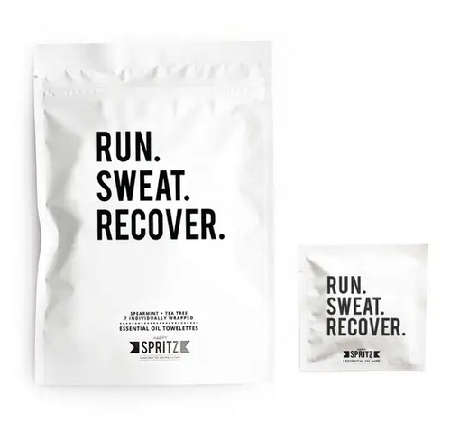 Run Sweat Recover - 7 day bag
