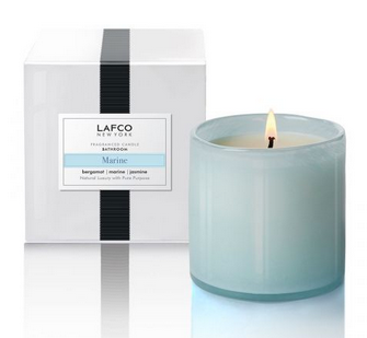 Lafco Candle - Large  Bathroom Marine