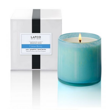 Lafco Candle - Large Breakfast Room Citrus Berry