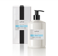 Lafco Hand Cream 12oz Marine lotion