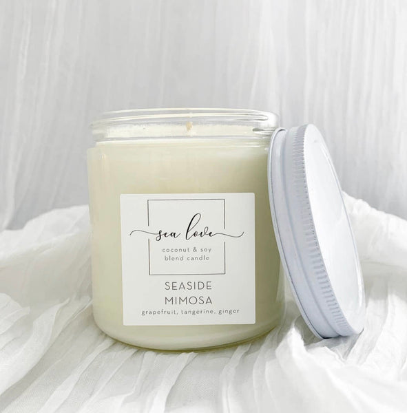 Seaside Mimosa Candle 14oz