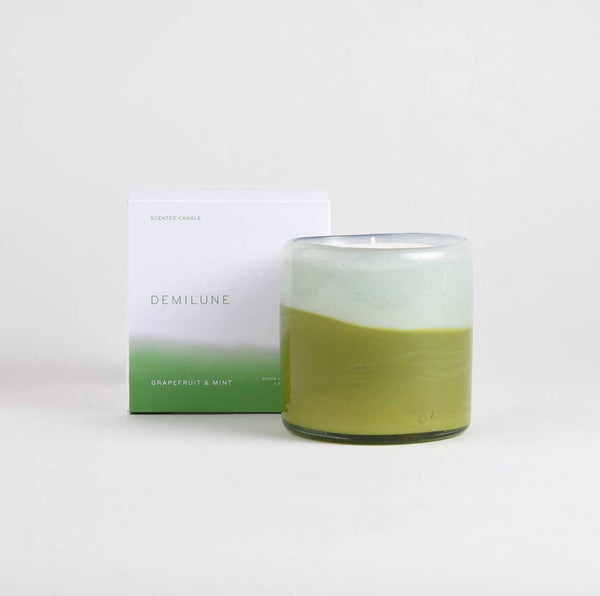 Grapefruit & Mint Candle