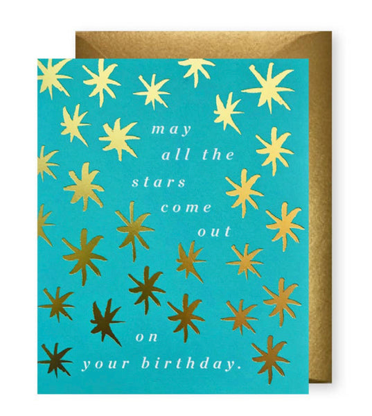 Starry Sky...  Greeting Card