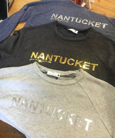 *sold out for the season*  Nantucket Youre my favorite, Feels like Cashmere Sweatshirt!