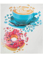 What's better than Donuts & Coffee, 2 puzzles in one.
