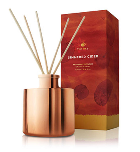 Simmered Cider Petite Reed Diffuser