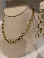 Simple Petite Gold Chain Necklace