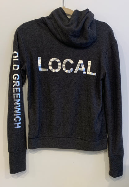 Old Greenwich Local, Feels like Cashmere Sweatshirt!