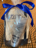 Riverside or Old Greenwich Gift Set, 10 Riverside Cups & Large Canvas Boat Tote