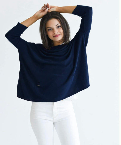 Catalina Mer Sea Sweater Navy