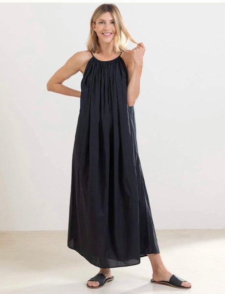 Patio Dress- black