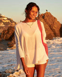Catalina Mer Sea Sweater white
