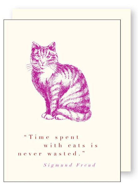 Time Spent...  Greeting Card