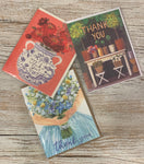 Collection of 3 Thank You Cards #2