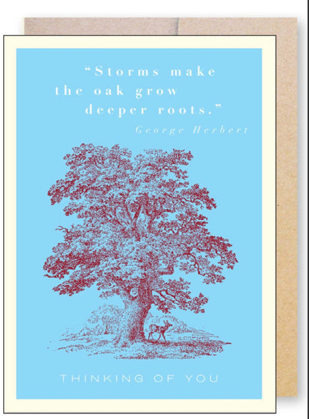 Storms...  Greeting Card