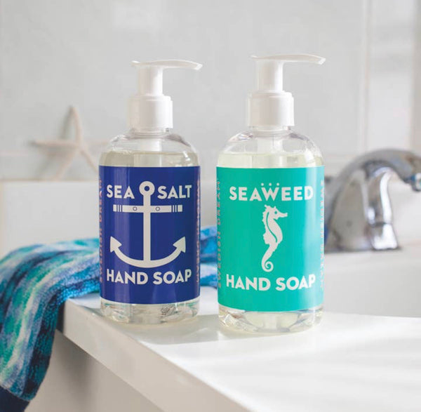 Seaweed and Sea Salt Liquid Hand Soap - Swedish Dream