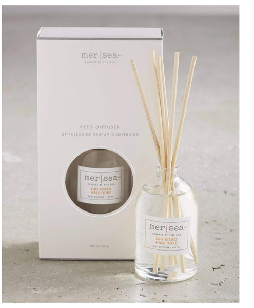 Mer Sea Sun Kissed Reed Diffuser