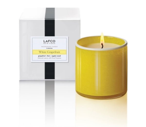 Lafco Candle - Large White Grapefruit