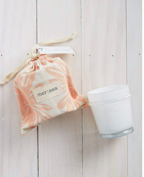 Sunkissed Printed Bag Candle