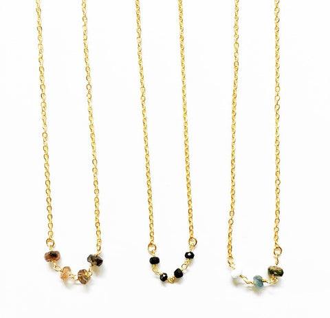 Deanna Dainty Chain Necklace