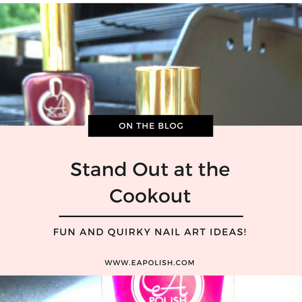 NAIL ART :: Cookout and BBQ Edition