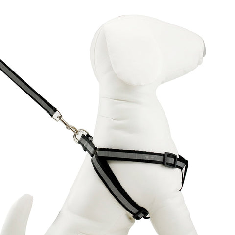 GEARONIC TM Dog Pet Nylon Harness Adjustable Safe Control Restraint Cat Puppy Walk Collar Chest Strap Vest