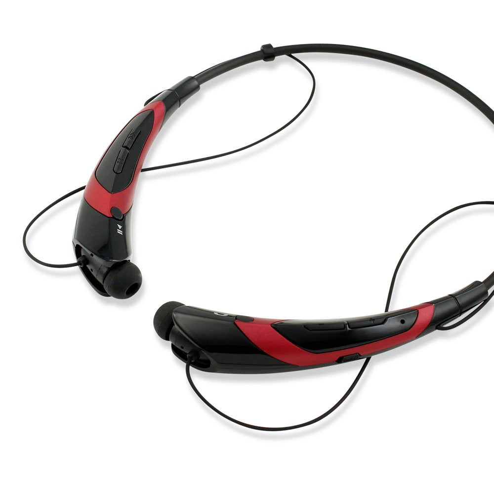 GEARONIC TM Duotone Sport Wireless Bluetooth Headset Headphone Stereo Handfree Universal Earphone