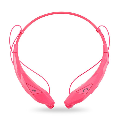 Oct17 Wireless Sport Stereo Bluetooth Headphones, Diamond Universal Earphones, Running, Workout, Driving, Gym Headset