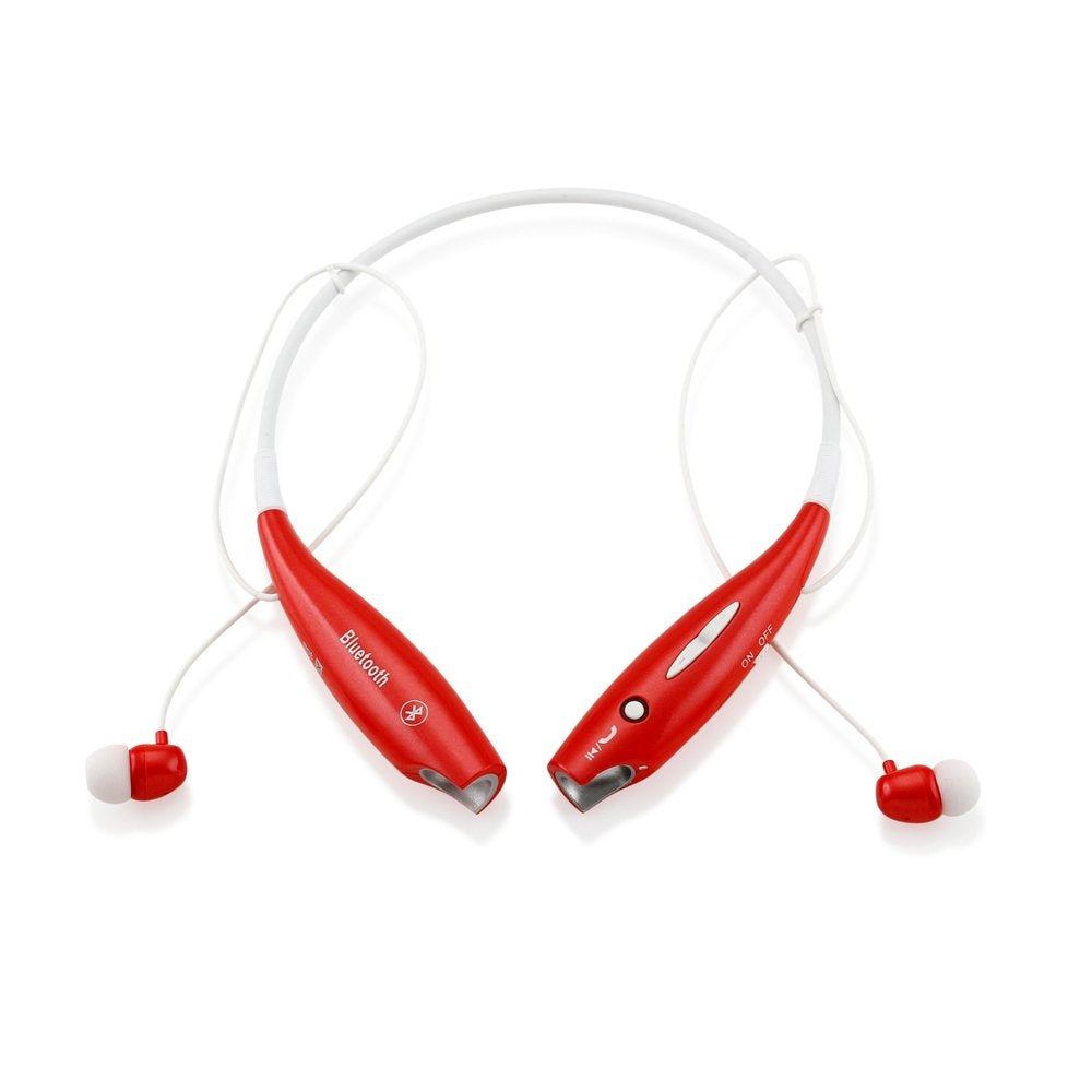 GEARONIC TM Wireless Sport Stereo Headset Bluetooth Earphone headphone Compatible with Android or iPhone