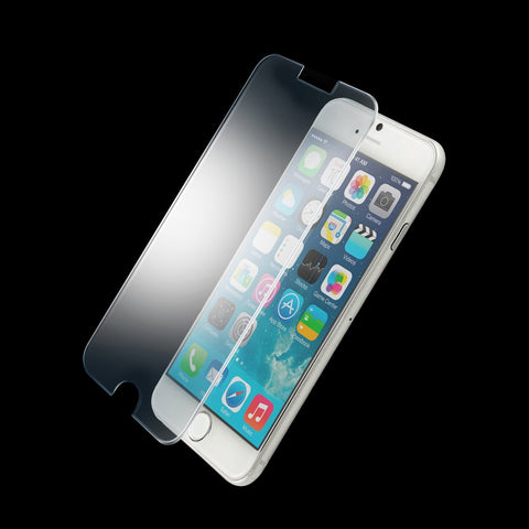 GEARONIC TM HD Premium Tempered Glass Screen Protector Guard Film Compatible with Apple iPhone 6 Plus 5.5""
