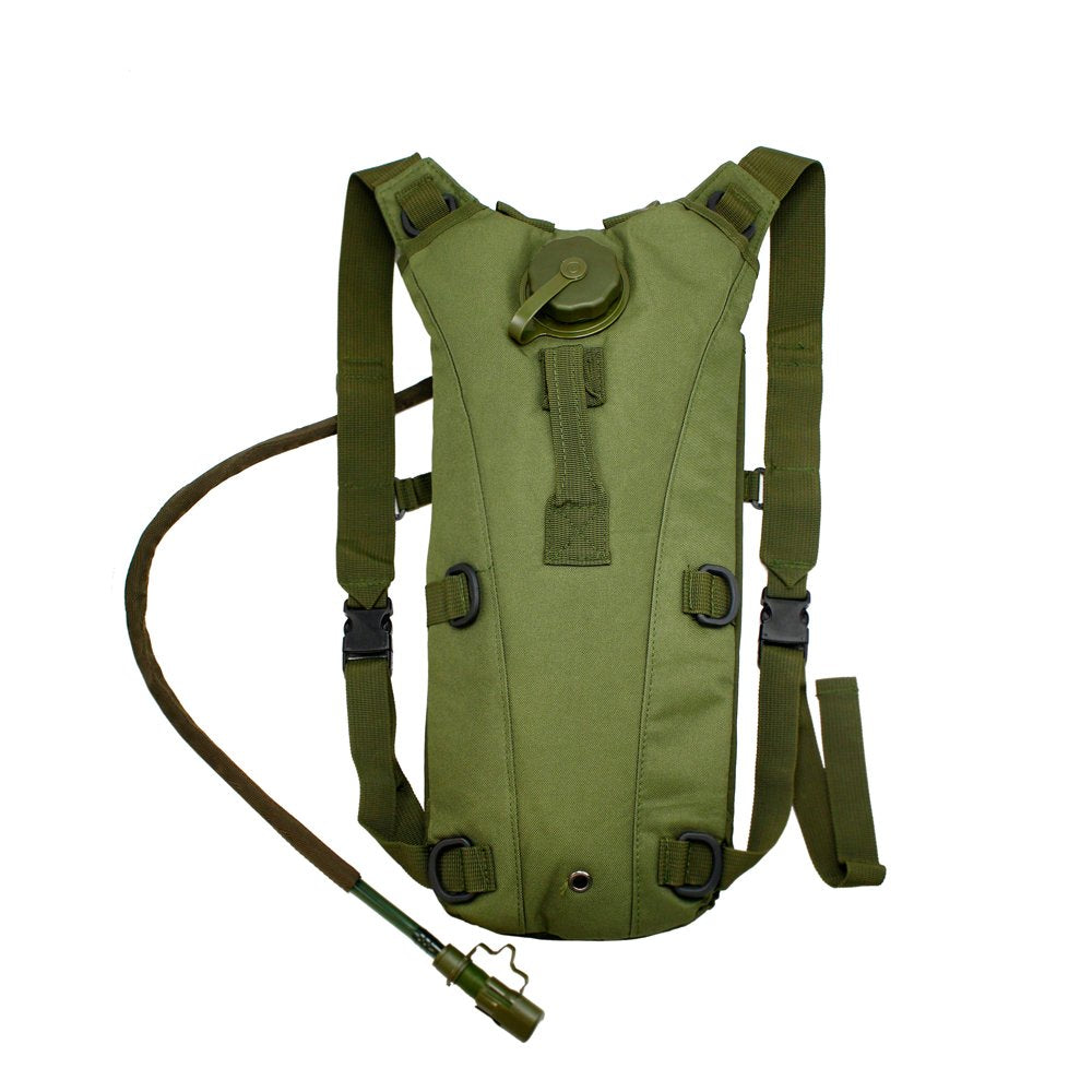 GEARONIC TM 2L Hydration System Climbing Survival Hiking Pouch Backpack Bladder Water Bag