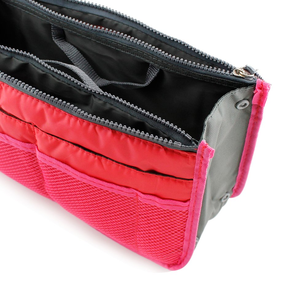 GEARONIC TM Insert Bag Purse Organizer, Bag in Bag for Handbag in Pouch Tidy Bag Travel Cosmetic Makeup Women