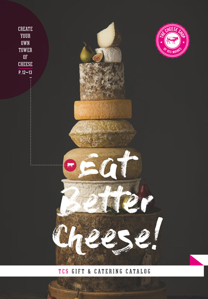 The Cheese Shop Gift & Catering Catalog