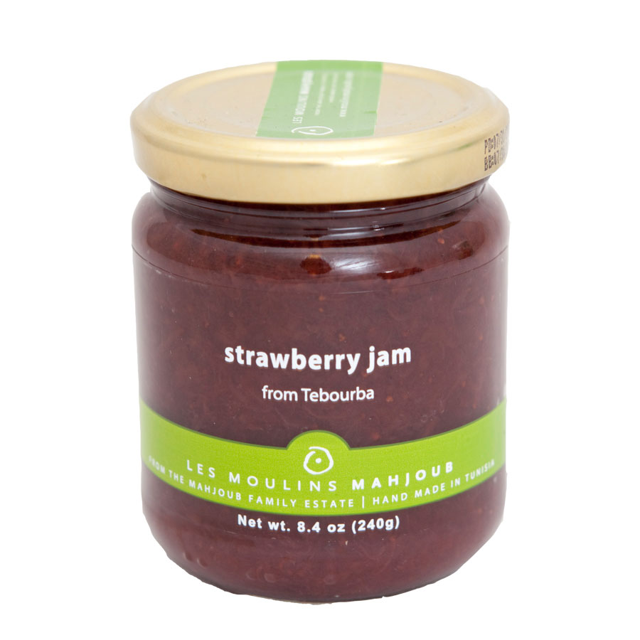 Les Moulins Mahjoub - Strawberry Jam