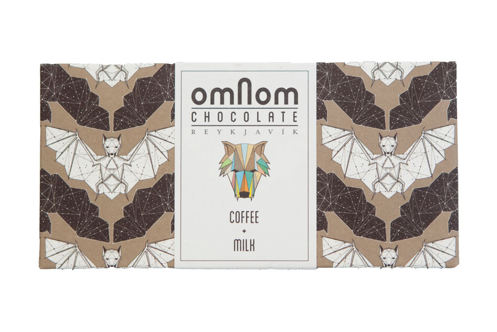 Omnom Chocolate - Coffee + Milk