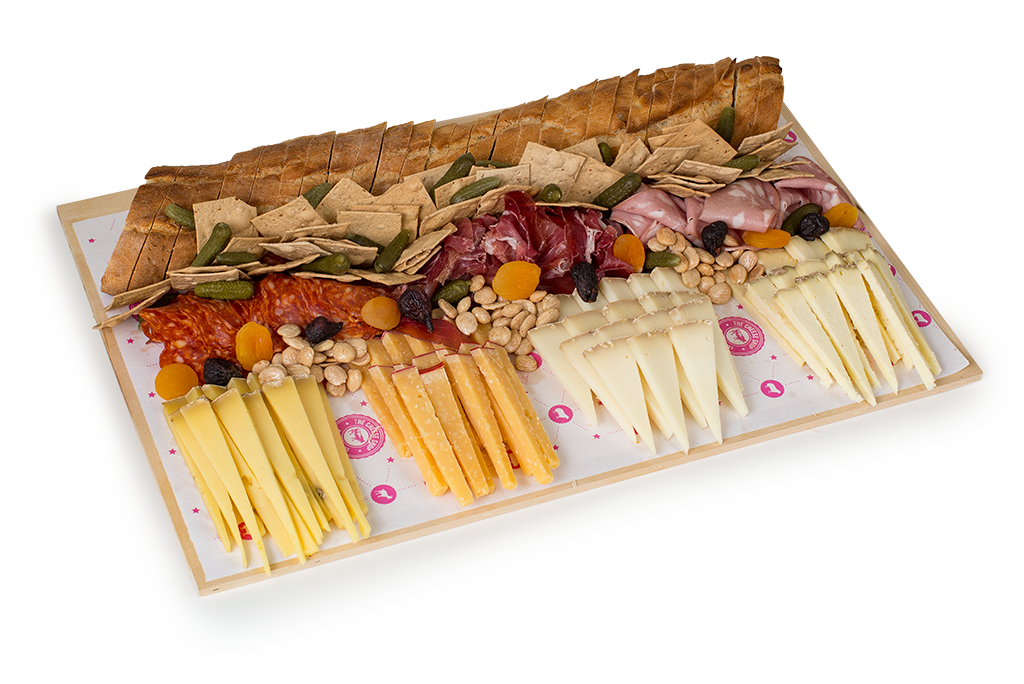 Cheese & Meat Party Boards