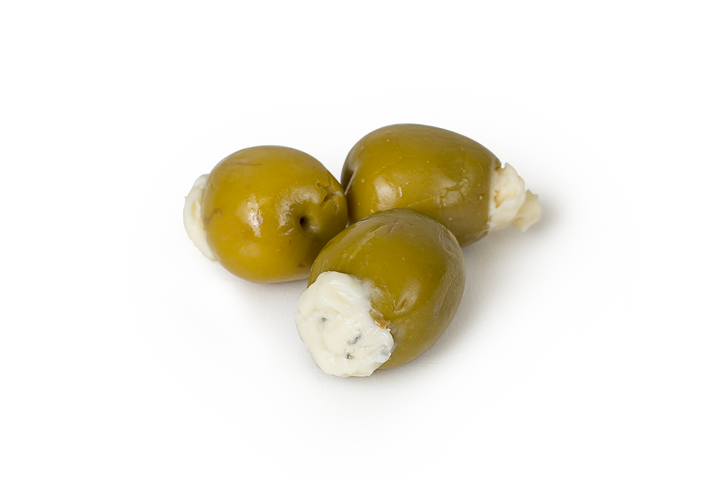 Blue Cheese-Stuffed Gordal Olives