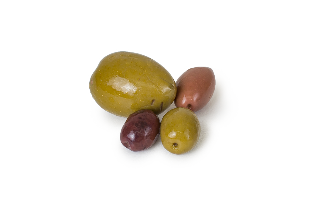 Losada Mixed Olives