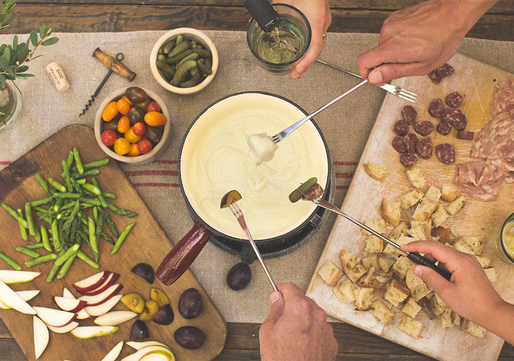 the des moines cheese shop gift swiss soiree for two