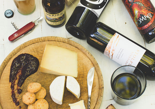 the des moines cheese shop perfect pairing gift box