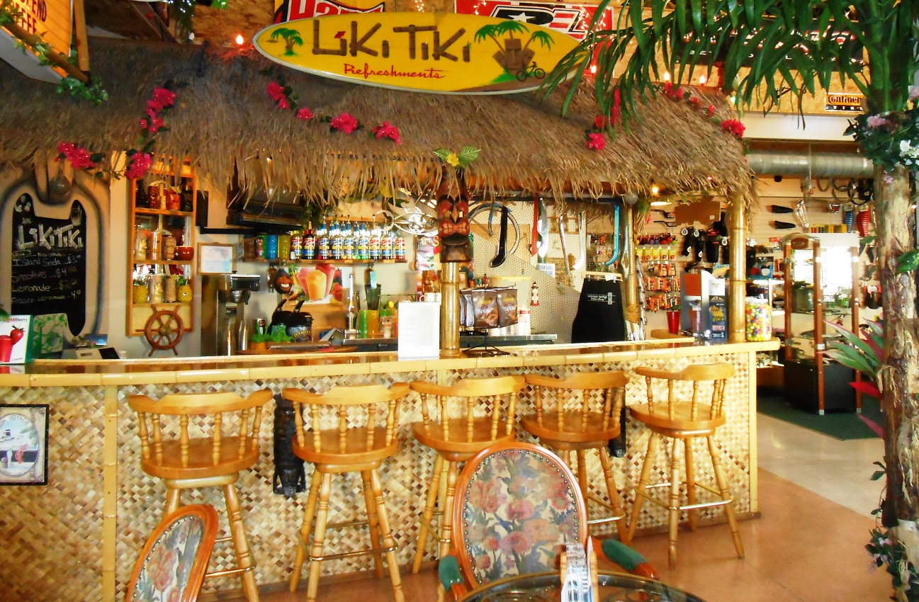 The LIKI TIKI