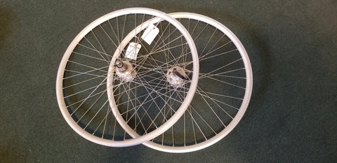"used: 29""  QR disk wheel - White Industry hubs"