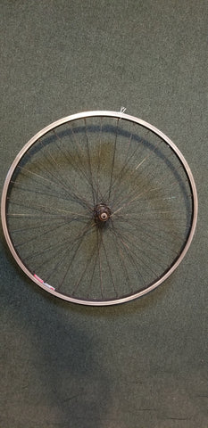 "used: 29"" alloy QR rear wheel"