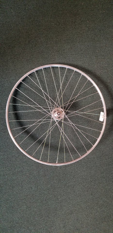 Used: 700c front tubular wheel.