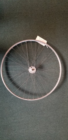 Used: 700 c front clincher wheel QR