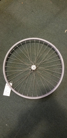 "Used: 26"" Schwinn S-2 front steel bolt on"