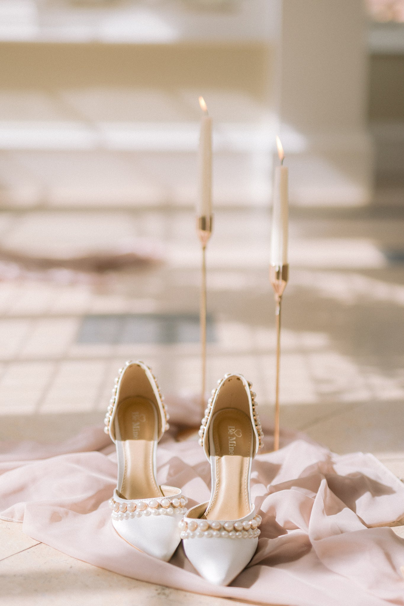 Modern Luxe Wedding Shoes